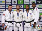 Peter Paltchik (ISR), Benjamin Fletcher (IRL), Philip Awiti-Alcaraz (GBR), Andy Granda (CUB) - Grand Prix Cancun (2017, MEX) - © IJF Media Team, International Judo Federation