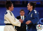 Natalie Powell (GBR), Mayra Aguiar (BRA) - Grand Prix Cancun (2017, MEX) - © IJF Media Team, International Judo Federation