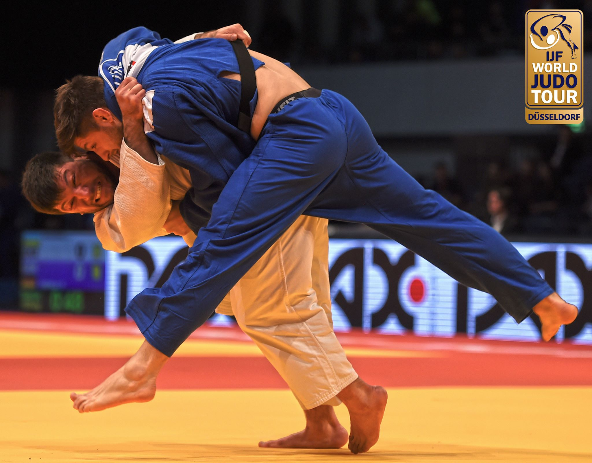 Judo Stock Photos and Images