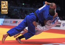 Denis Iartcev (RUS) - Grand Prix Düsseldorf (2017, GER) - © IJF Media Team, International Judo Federation