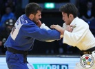 Norihito Isoda (JPN), Vazha Margvelashvili (GEO) - Grand Prix Düsseldorf (2017, GER) - © IJF Media Team, International Judo Federation