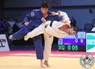 Ivaylo Ivanov (BUL), Seidai Sato (JPN) - Grand Prix Düsseldorf (2017, GER) - © IJF Media Team, International Judo Federation