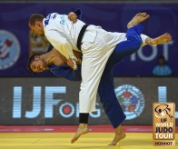 Arthur Margelidon (CAN) - Grand Prix Hohhot (2017, CHN) - © IJF Media Team, International Judo Federation