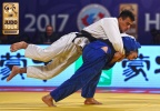 Yakub Shamilov (RUS), Georgii Zantaraia (UKR) - Grand Prix Hohhot (2017, CHN) - © IJF Media Team, International Judo Federation