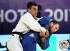 Georgii Zantaraia (UKR), Yakub Shamilov (RUS) - Grand Prix Hohhot (2017, CHN) - © IJF Media Team, International Judo Federation