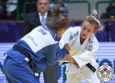 Charline Van Snick (BEL) - Grand Prix Tashkent (2017, UZB) - © IJF Media Team, International Judo Federation