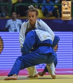 Charline Van Snick (BEL) - Grand Prix Tashkent (2017, UZB) - © IJF Media Team, IJF