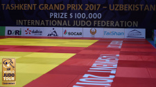 Grand Prix Tashkent (2017, UZB) - © IJF Media Team, International Judo Federation