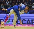 Sharafuddin Lutfillaev (UZB), Abylaikhan Sharatov (KAZ) - Grand Prix Tashkent (2017, UZB) - © IJF Media Team, International Judo Federation