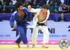 Fagan Guluzada (AZE), Bekzhan Abdualiev (KAZ) - Grand Prix Tashkent (2017, UZB) - © IJF Media Team, International Judo Federation