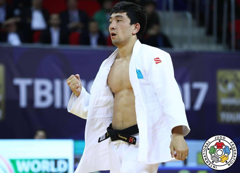 Giyosjon Boboev defeats Tommy Macias in Tbilisi final U73kg