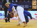 Stefannie Arissa Koyama (BRA), Maryna Cherniak (UKR) - Grand Prix Tbilisi (2017, GEO) - © IJF Media Team, IJF