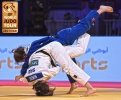 Milica Nikolic (SRB) - Grand Slam Abu Dhabi (2017, UAE) - © IJF Media Team, International Judo Federation