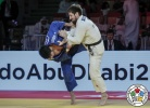 Musa Mogushkov (RUS), Odbayar Ganbaatar (MGL) - Grand Slam Abu Dhabi (2017, UAE) - © IJF Media Team, International Judo Federation