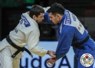 Alan Khubetsov (RUS), Zebeda Rekhviashvili (GEO) - Grand Slam Abu Dhabi (2017, UAE) - © IJF Media Team, International Judo Federation