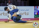 Odbayar Ganbaatar (MGL) - Grand Slam Abu Dhabi (2017, UAE) - © IJF Media Team, International Judo Federation