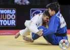 Fabio Basile (ITA), Kwok Wing Lee (HKG) - Grand Slam Abu Dhabi (2017, UAE) - © IJF Media Team, International Judo Federation
