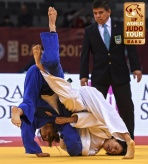 Chen-Ling Lien (TPE) - Grand Slam Baku (2017, AZE) - © IJF Media Team, IJF