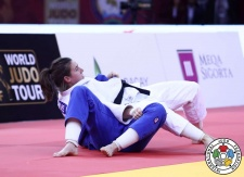 Guusje Steenhuis (NED) - Grand Slam Baku (2017, AZE) - © IJF Media Team, IJF