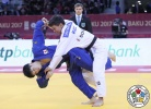 Baiaman Sagynbai Uulu (KGZ), Toru Shishime (JPN) - Grand Slam Baku (2017, AZE) - © IJF Media Team, International Judo Federation