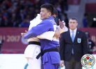 Uuganbaatar Otgonbaatar (MGL) - Grand Slam Baku (2017, AZE) - © IJF Media Team, International Judo Federation
