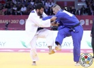 Michael Korrel (NED), Elmar Gasimov (AZE) - Grand Slam Baku (2017, AZE) - © IJF Media Team, IJF
