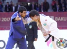 Islam Bozbayev (KAZ), Mammadali Mehdiyev (AZE) - Grand Slam Baku (2017, AZE) - © IJF Media Team, International Judo Federation