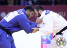 Ushangi Margiani (GEO), Tural Safguliyev (AZE) - Grand Slam Baku (2017, AZE) - © IJF Media Team, IJF