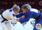 Ekaterina Valkova (RUS), Martyna Trajdos (GER) - Grand Slam Ekaterinburg (2017, RUS) - © IJF Media Team, International Judo Federation