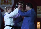 Martyna Trajdos (GER), Claudiu Pusa (GER) - Grand Slam Ekaterinburg (2017, RUS) - © IJF Media Team, International Judo Federation