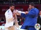 Alexandre Iddir (FRA), Varlam Liparteliani (GEO) - Grand Slam Ekaterinburg (2017, RUS) - © IJF Media Team, International Judo Federation