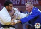 Zebeda Rekhviashvili (GEO), Frank De Wit (NED) - Grand Slam Ekaterinburg (2017, RUS) - © IJF Media Team, International Judo Federation