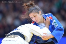 Melodie Vaugarny (FRA) - Grand Slam Paris (2017, FRA) - © David Finch, Judophotos.com