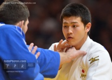 Kentaro Iida (JPN) - Grand Slam Paris (2017, FRA) - © David Finch, Judophotos.com