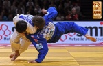 Naohisa Takato (JPN) - Grand Slam Paris (2017, FRA) - © IJF Media Team, International Judo Federation