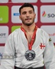 Zebeda Rekhviashvili (GEO) - Grand Slam Paris (2017, FRA) - © David Finch, Judophotos.com