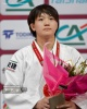 Chizuru Arai (JPN) - Grand Slam Paris (2017, FRA) - © David Finch, Judophotos.com