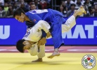 Rustam Ibrayev (KAZ), Toru Shishime (JPN) - Grand Slam Tokyo (2017, JPN) - © IJF Media Team, International Judo Federation