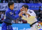 Norihito Isoda (JPN), Vazha Margvelashvili (GEO) - Grand Slam Tokyo (2017, JPN) - © IJF Media Team, International Judo Federation
