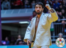 Khasan Khalmurzaev (RUS) - IJF World Masters St. Petersburg (2017, MEX) - © IJF Media Team, IJF