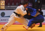 Funa Tonaki (JPN) - IJF World Masters St. Petersburg (2017, RUS) - © IJF Media Team, International Judo Federation