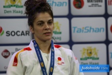 Estrella Lopez Sheriff (ESP) - The Hague Grand Prix (2017, NED) - © JudoInside.com, judo news, results and photos
