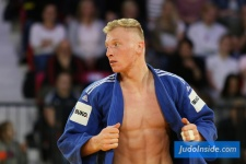 Frank De Wit (NED) - The Hague Grand Prix (2017, NED) - © JudoInside.com, judo news, photos, videos and results