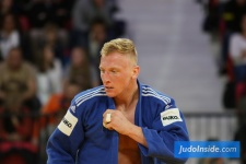 Frank De Wit (NED) - Grand Prix The Hague (2017, NED) - © JudoInside.com, judo news, results and photos