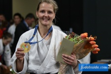 Juul Franssen (NED) - Grand Prix The Hague (2017, NED) - © JudoInside.com, judo news, results and photos