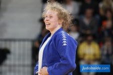 Sanne Vermeer (NED) - Grand Prix The Hague (2017, NED) - © JudoInside.com, judo news, results and photos
