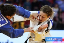 Arleta Podolak (POL) - Grand Prix The Hague (2017, NED) - © JudoInside.com, judo news, results and photos
