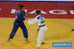 Martina Lo Giudice (ITA), Jovana Rogic (SRB) - Grand Prix The Hague (2017, NED) - © JudoInside.com, judo news, results and photos