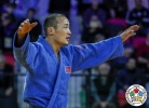 Baskhuu Yondonperenlei (MGL) - Grand Prix The Hague (2017, NED) - © IJF Media Team, International Judo Federation