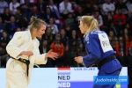 Sanne Van Dijke (NED), Kim Polling (NED) - The Hague Grand Prix (2017, NED) - © JudoInside.com, judo news, results and photos